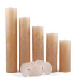 Bika Blooming Candles - Jute