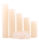 Bika Blooming Candles - Off White