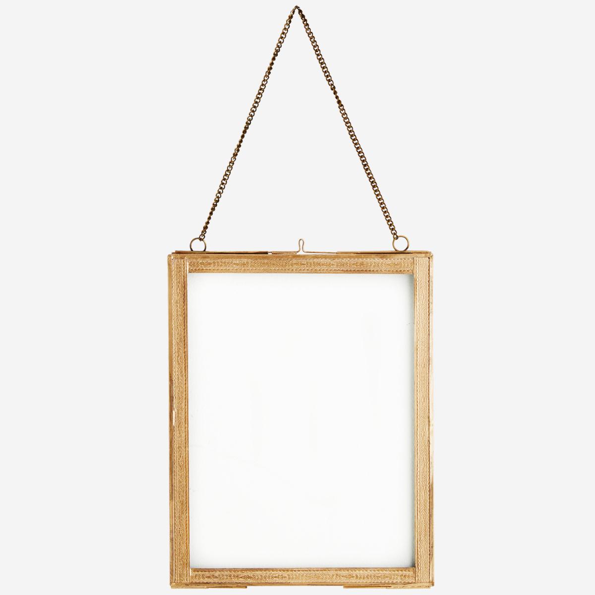 Madam Stolz Photo frame - Copper