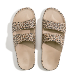 Freedom Moses Slippers - Wild Cat Sand