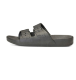 Freedom Moses Slippers - Black