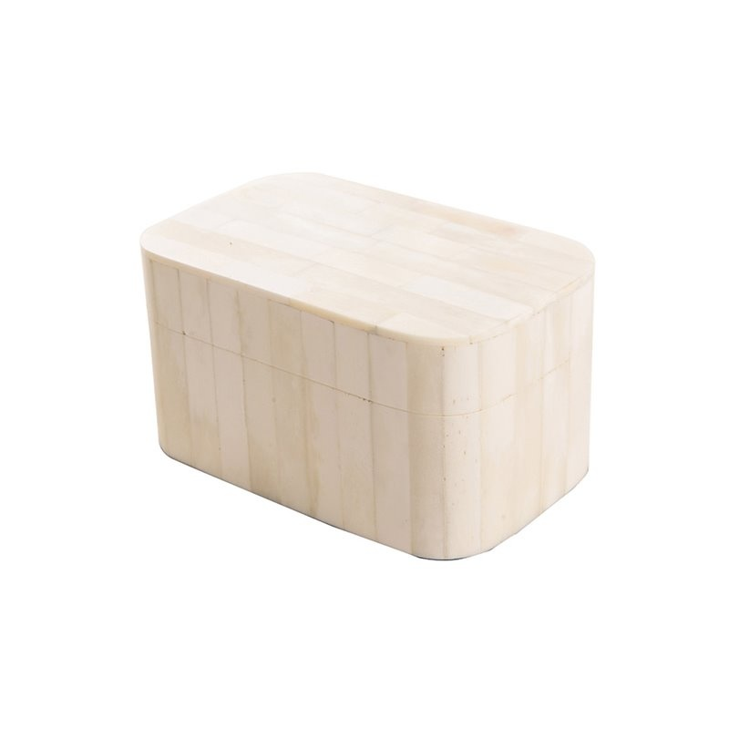 Storage box Horn - Off White