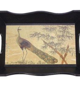 Tray - Peacock