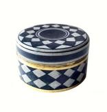 Box Round Flat - Diamond