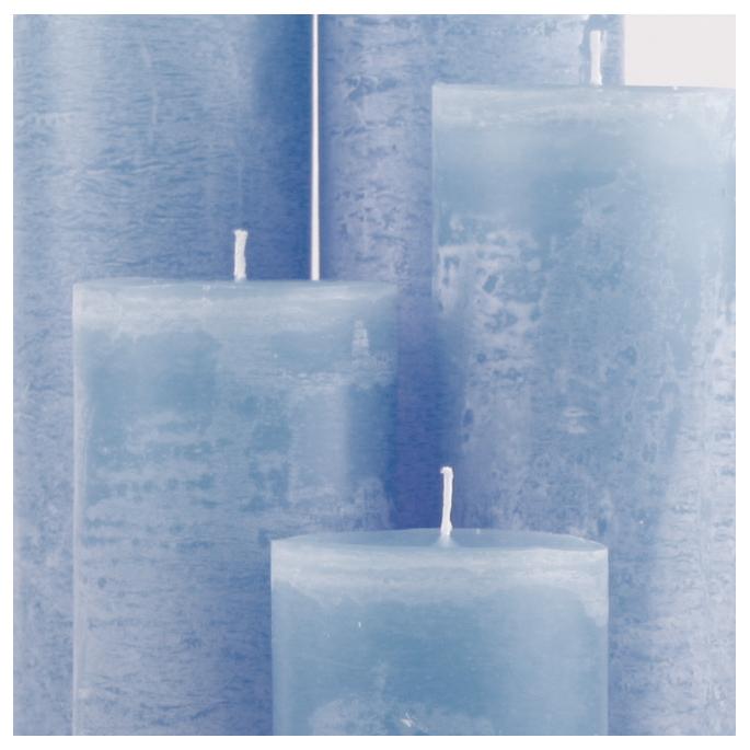 Bika Blooming Candles - Stone