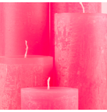 Bika Blooming Candles - Candy Cane