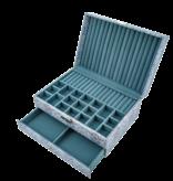 Bon Dep Jewelry Box Liberty - Strawberry Thief Blue