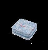 Bon Dep Sieraden Doos Vierkant Liberty - StrawberryThief Blue