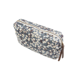 Bon Dep Quilted Toiletry Bag Liberty - Mitsi