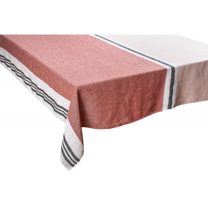 Harmony Tea towel Trevise - Tabac