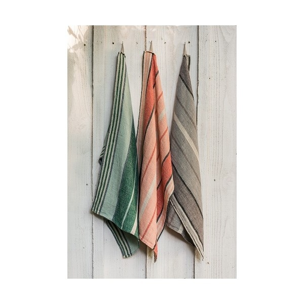 Harmony Tea towel Piana - Granit