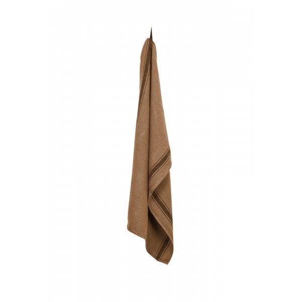 Harmony Tea towel Olbia - Tabac