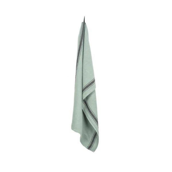 Harmony Tea towel Olbia - Celadon