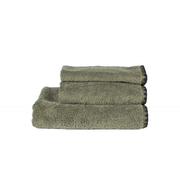 Harmony Guest towel Issey - Khaki