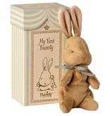 Maileg Cuddle My First Bunny - Blue
