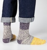 Thunders Love Charlie Socks Man - Yellow