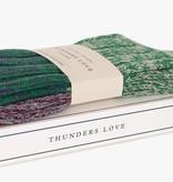 Thunders Love Charlie Sokken  Man - Groen
