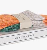 Thunders Love Helen Sokken Dames - Oranje