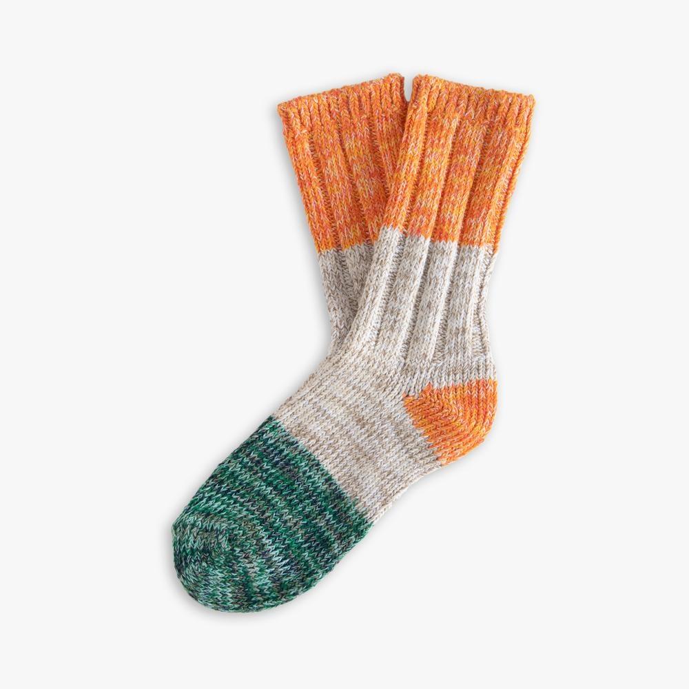 Thunders Love Helen Socks Women - Orange