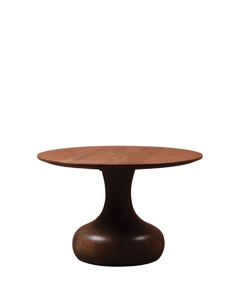 Coffee Table Mushroom - Wood