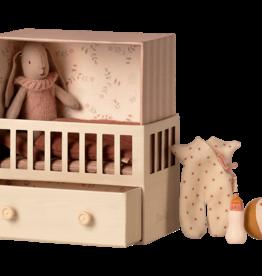 Maileg Babykamer met Konijntje