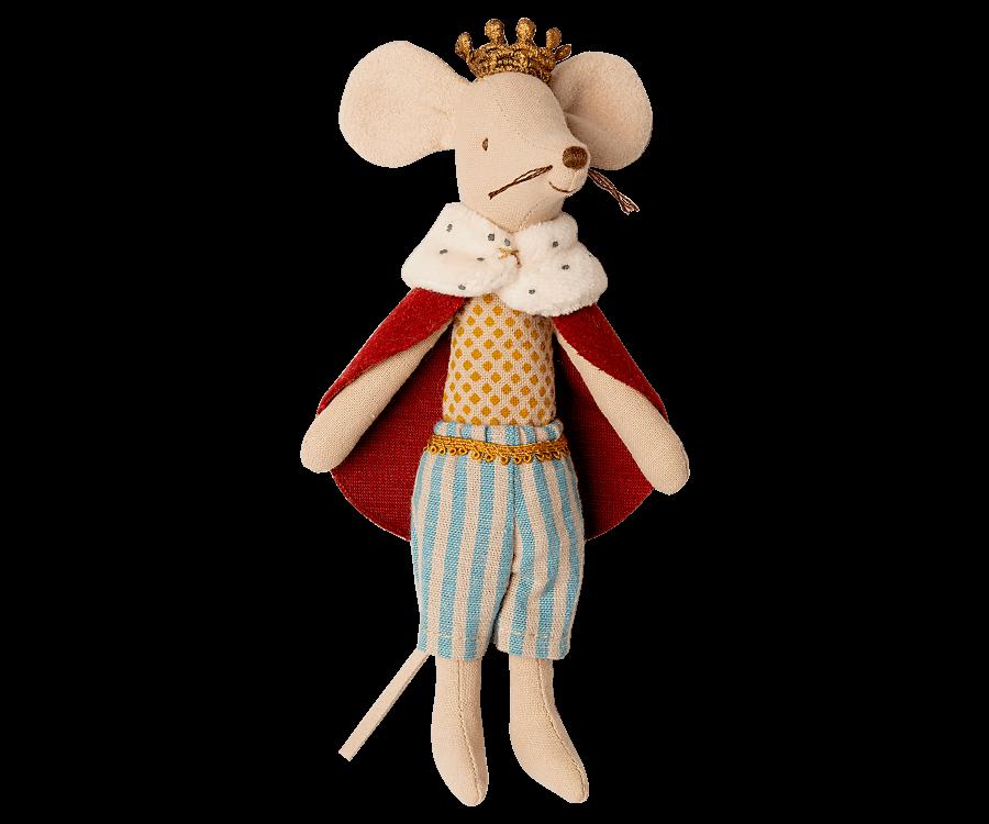 Maileg Muis - Koning