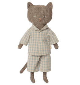 Maileg Cuddle Cat - Gray
