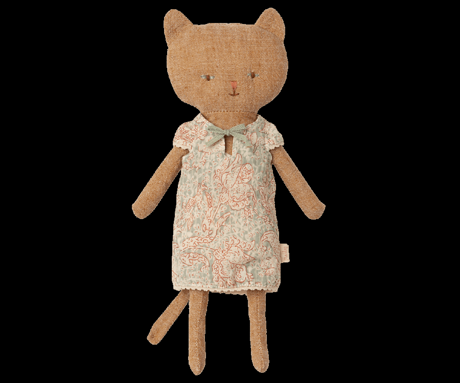 Maileg Knuffel  Poes - Ginger