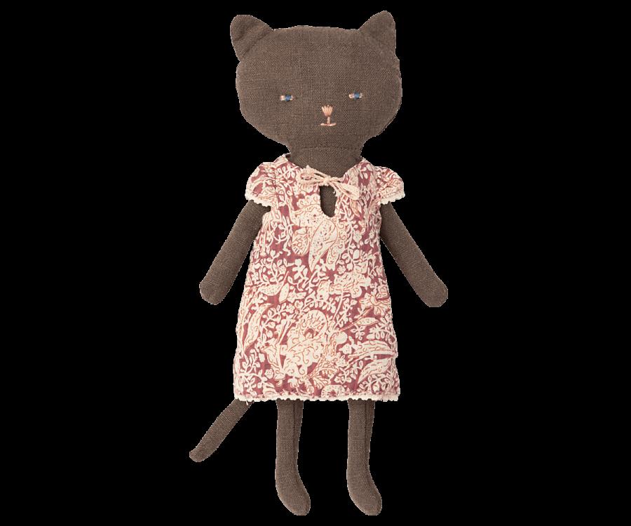Maileg Cuddle Cat - Black