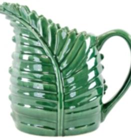 Schenkkan Blad - Donker Groen