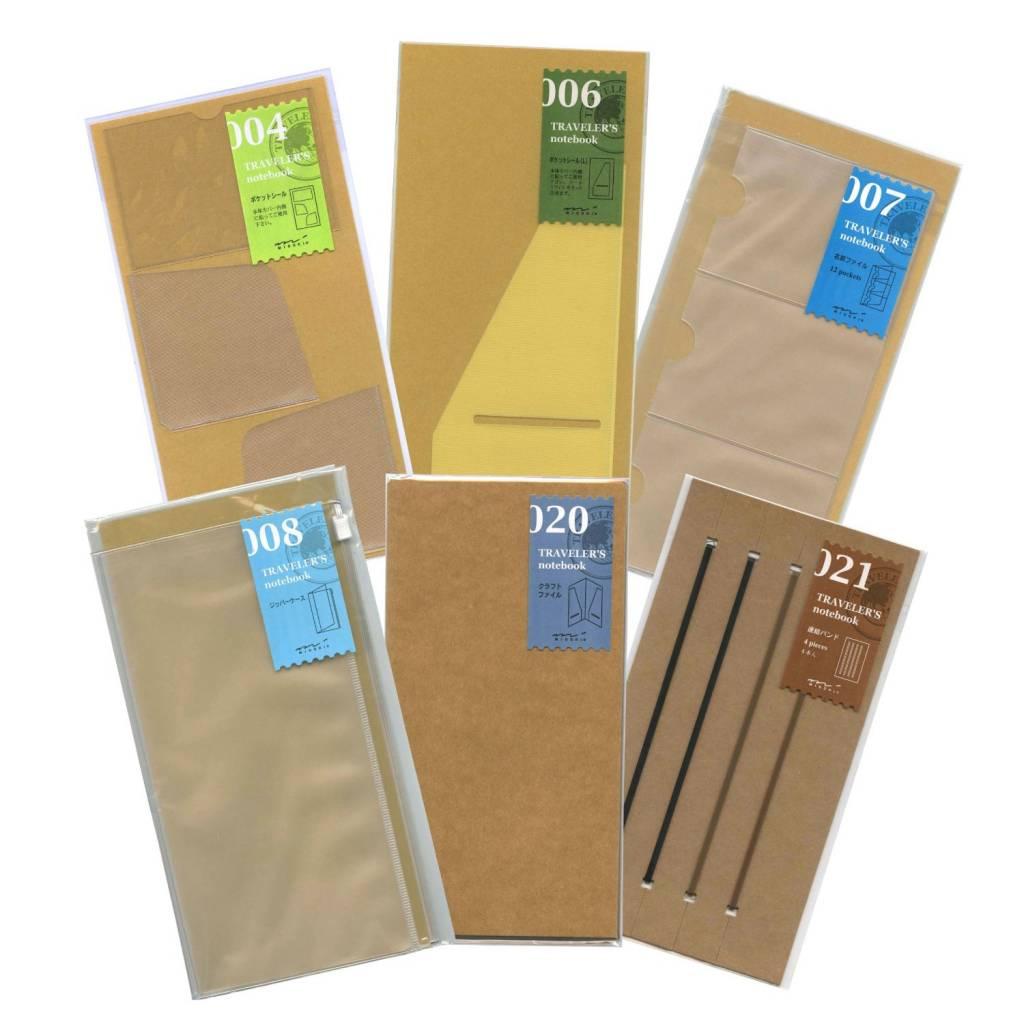 Midori Pocket Stickers 004 (3 stuks)