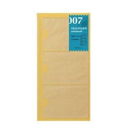 Midori Traveler's Notebook Card File 007