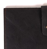 Royal Republiq IPad Cover - Black/Brown