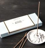 Astier de Villatte Incense Holder - Emilie Pearls
