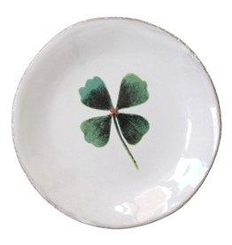 Astier de Villatte John Derian Small Plate - Clover