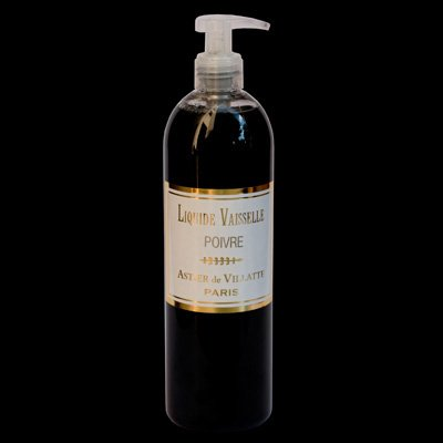 Astier de Villatte Dishsashing Soap/Hand Soap - Pepper