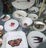 Astier de Villatte John Derian Small Plate - Spoon
