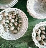Basket Braided Porcelain