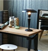 House Doctor Table Lamp Opal Petroleum Black
