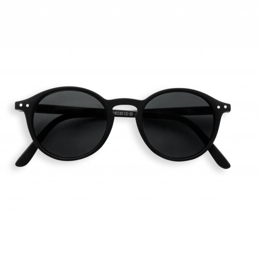 Let Me See Sunglasses Black #D