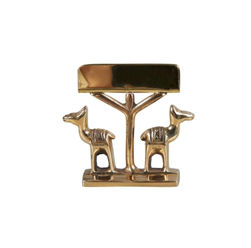À La Card Holder Qimat II - Camels
