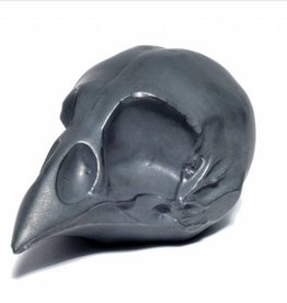 Lindform Bird Skull - Black