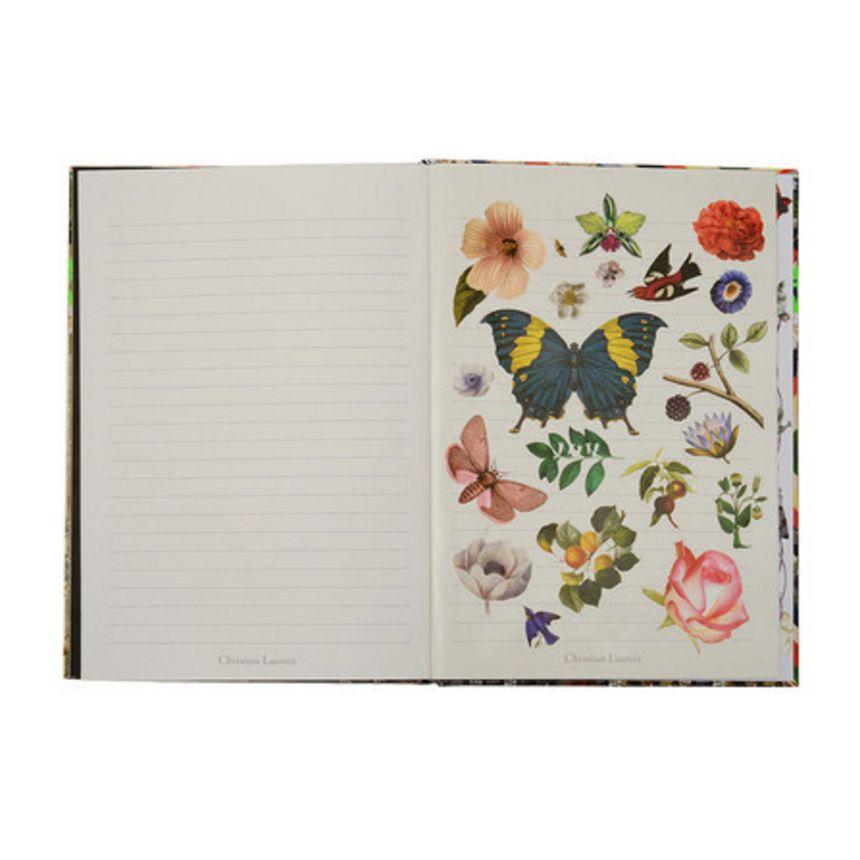 Christian Lacroix Journal Four Seasons Hardbound - B5