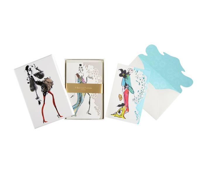 Christian Lacroix Kaarten - Haute Couture