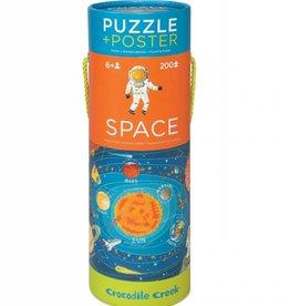 Crocodile Creek Puzzle Space