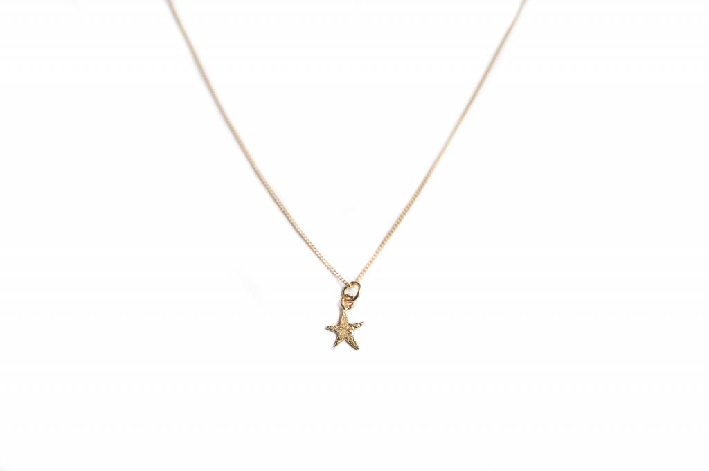 Bobby Rose Necklace - Star Charm
