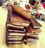 Midori Traveler's Notebook Regular Size Brown
