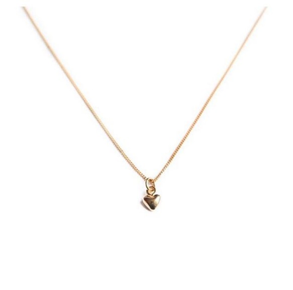 Bobby Rose Necklace - Heart Charm