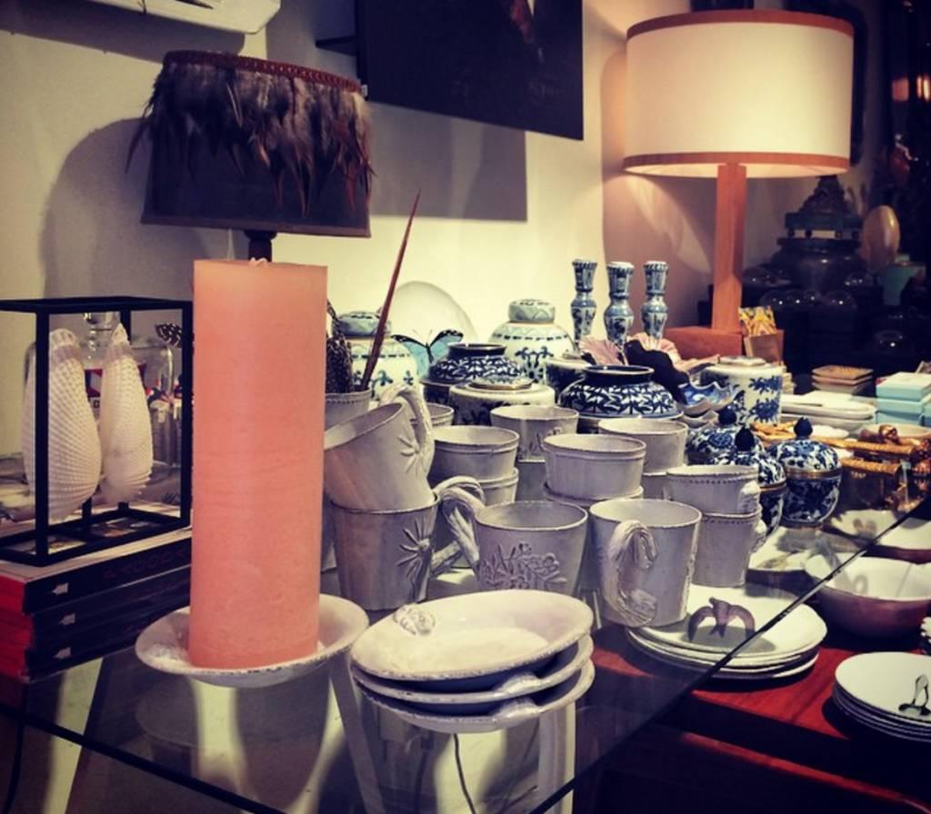 Astier de Villatte J Cup with Handle