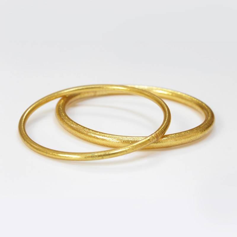 Buddhist Bracelet Gold